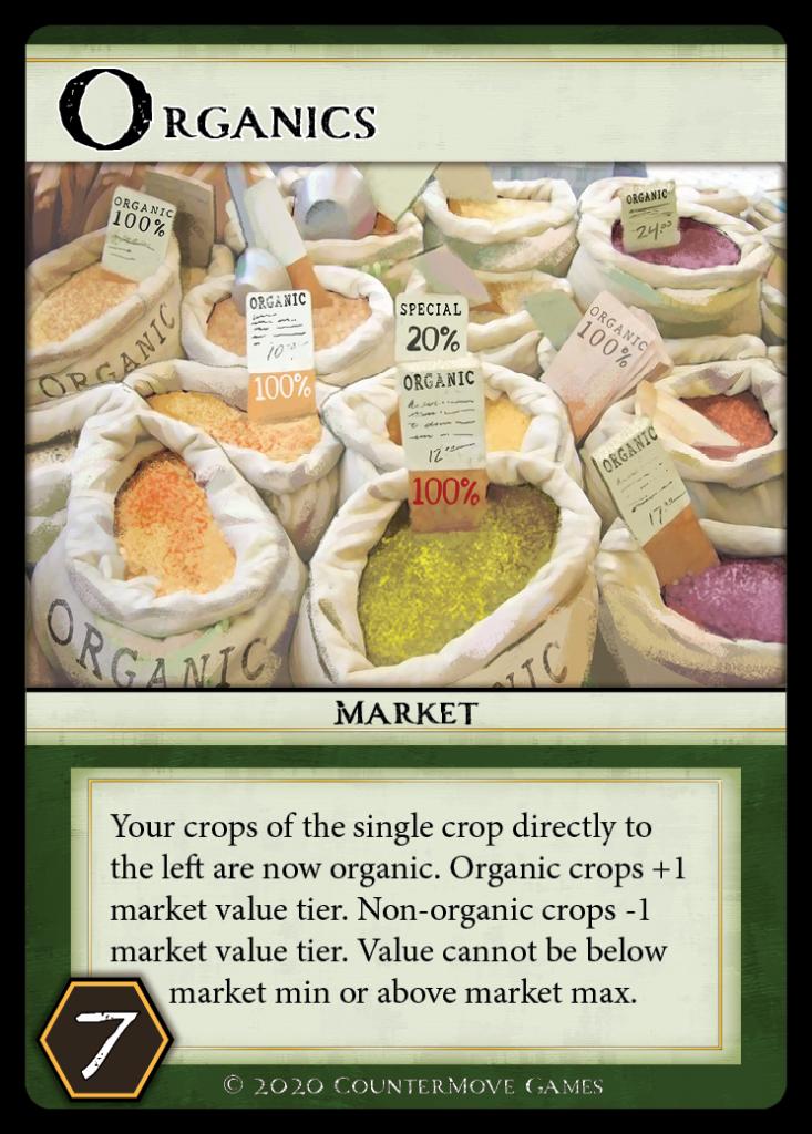 Organics Card