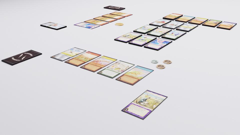 Agronomy gameplay example